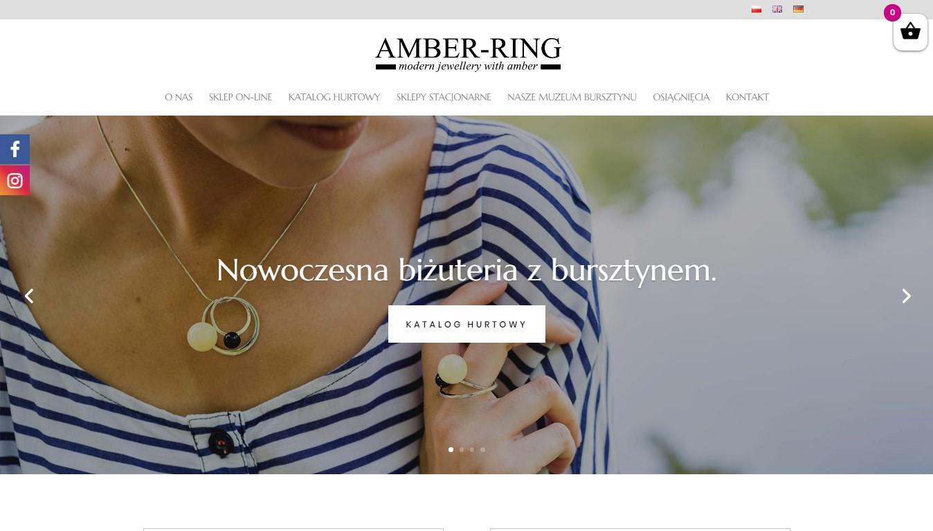 strony internetowe marki