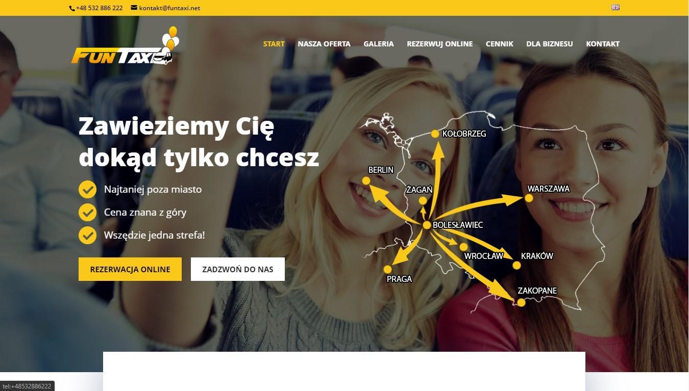 strony www łowicz
