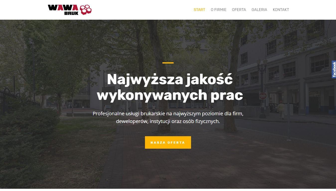 strony internetowe koszalin i cała polska