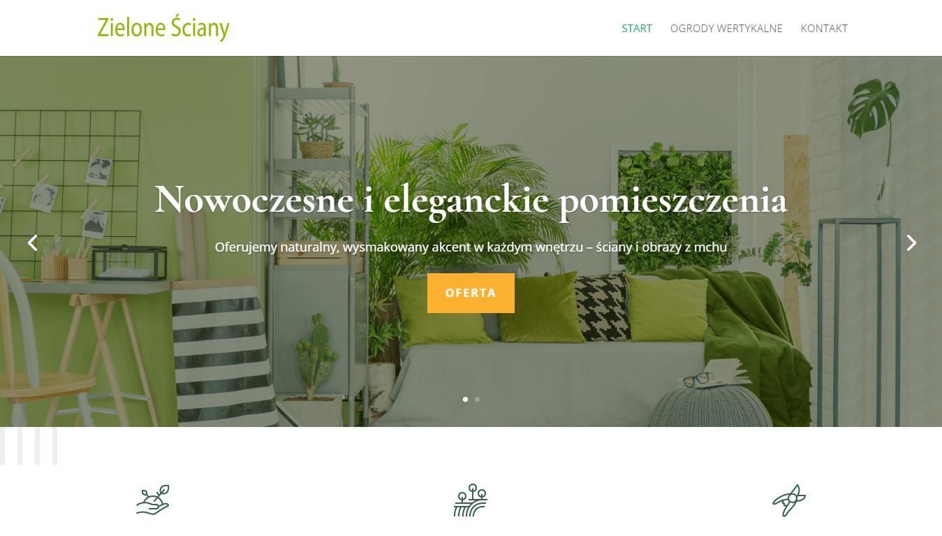 strony www piaseczno